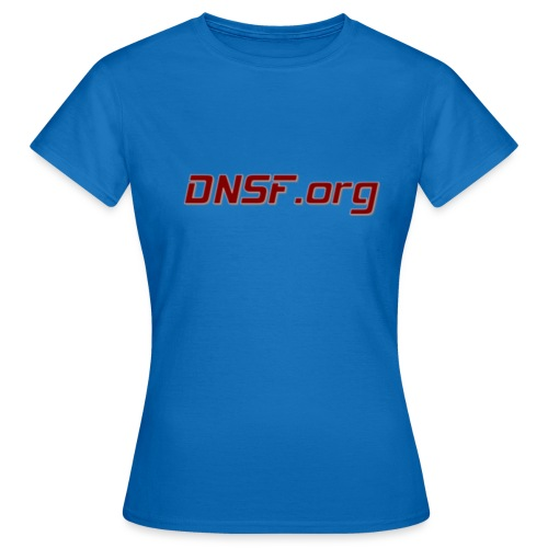 DNSF hotpäntsit - Naisten t-paita