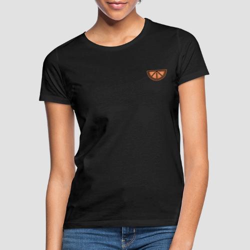 Mandarino design - Maglietta da donna