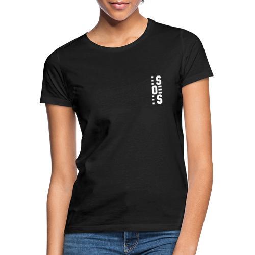 SOS Morse - Women's T-Shirt