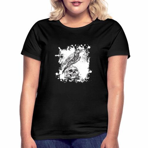 Raven - Naisten t-paita