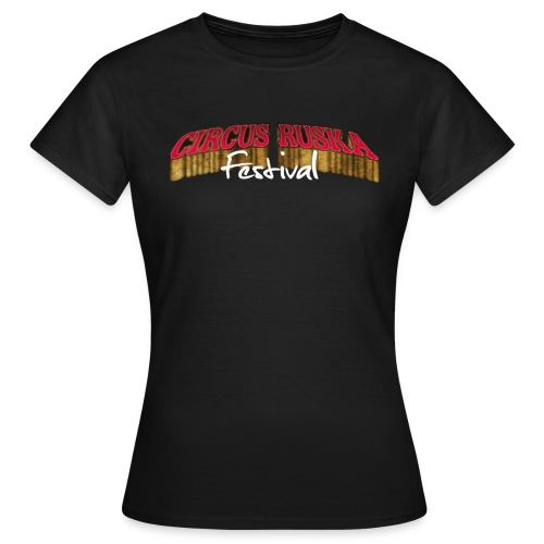 crf - Naisten t-paita