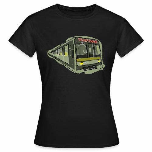 Urban convoy - Maglietta da donna