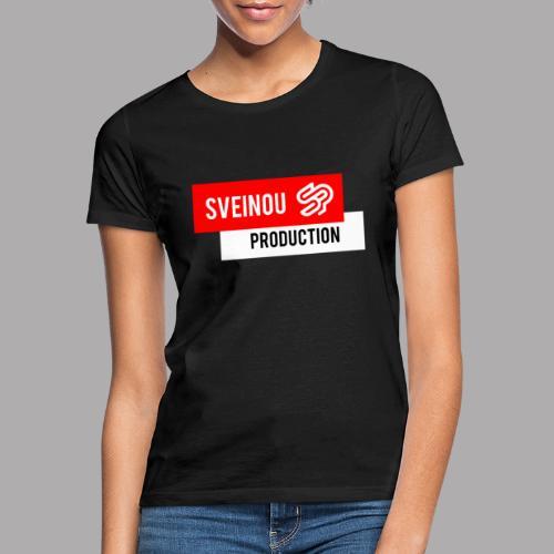 Logo Sveinou Production - T-shirt Femme