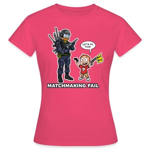matchmaking1 - Women's T-Shirt
