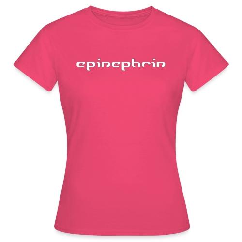 epinephrin logo shirts png - Frauen T-Shirt
