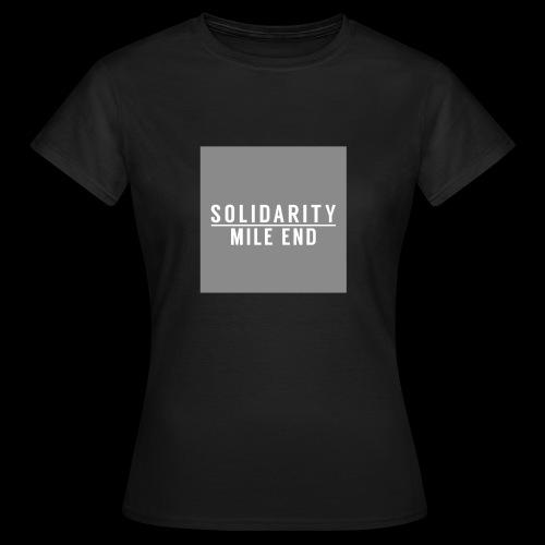 MILE END - Women's T-Shirt