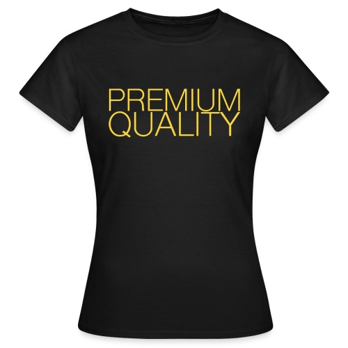 Premium quality - T-shirt Femme