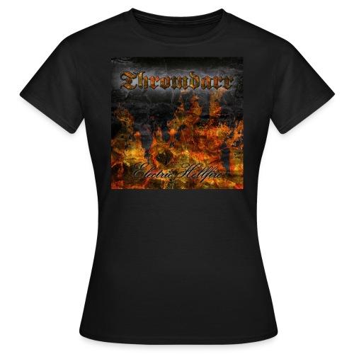 thromdarr front - Naisten t-paita