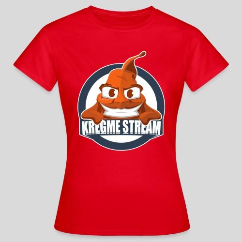 Kregme Stream - Dame-T-shirt