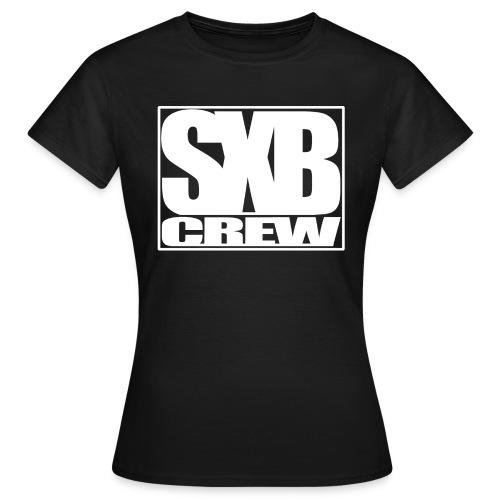 SXB Crew logo - Vrouwen T-shirt