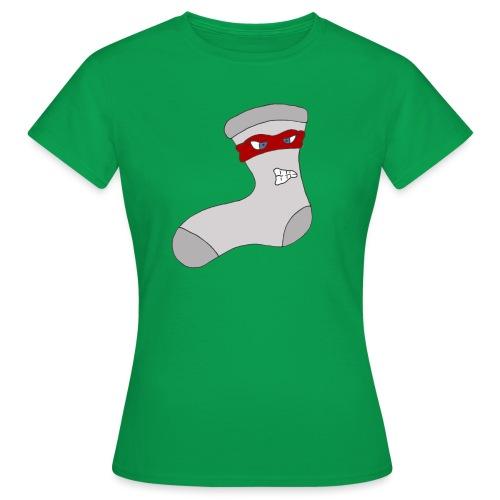 Sock - Vrouwen T-shirt