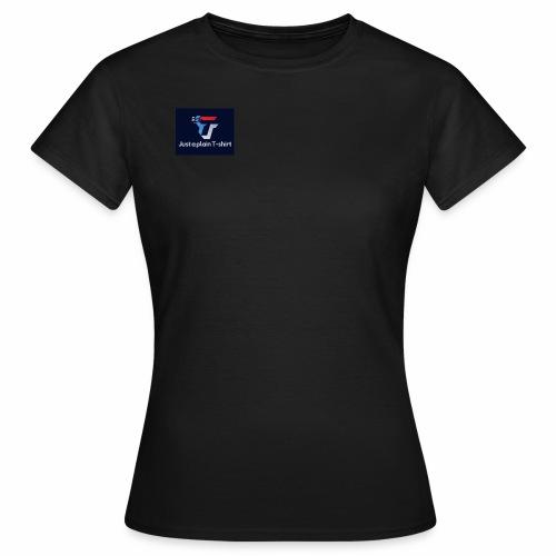 Just a plain T-shirt - Women's T-Shirt