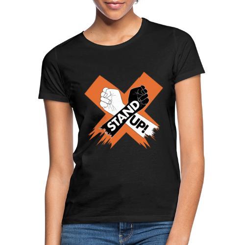 StandUpX - Women's T-Shirt