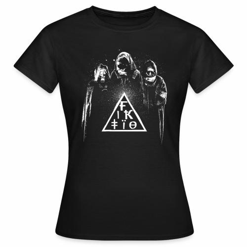 Fiktio Astronautit - Naisten t-paita