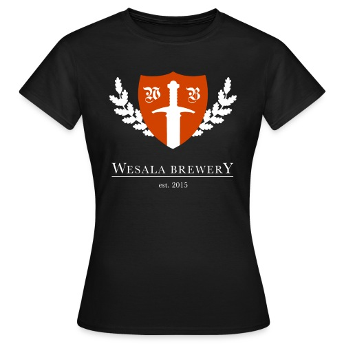 WB Logo Transparent - Women's T-Shirt