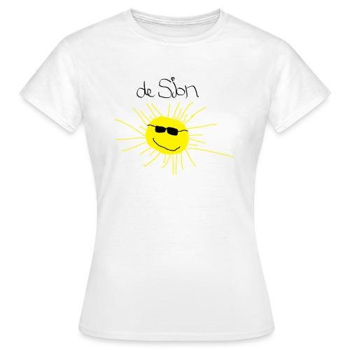 De Sjon - Vrouwen T-shirt