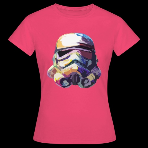 Stormtrooper with Hope - Women's T-Shirt