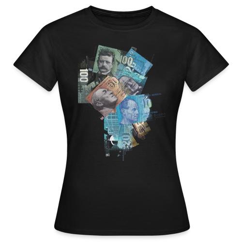 Seteleitä - Naisten t-paita