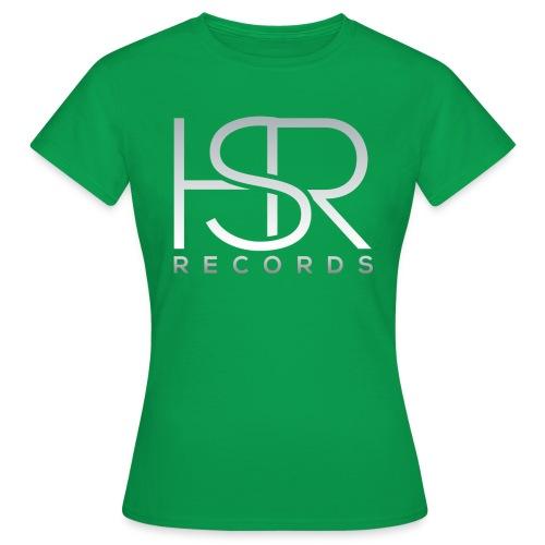 HSR RECORDS - Maglietta da donna