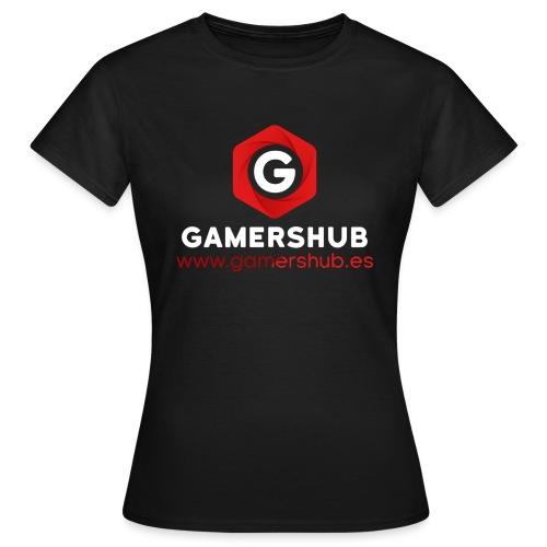 GamersHUB Oficial Promocional - Camiseta mujer