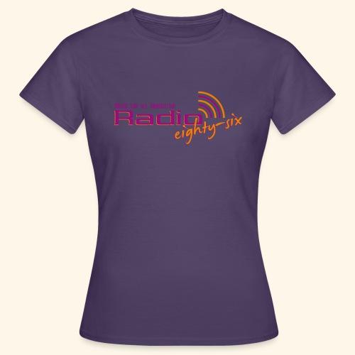 logo10000dpi - Frauen T-Shirt