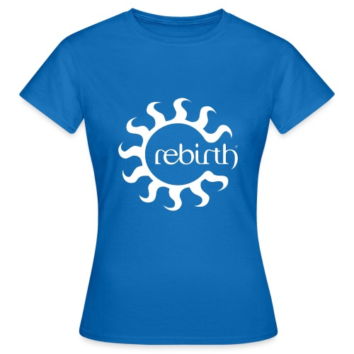 Rebirth Logo - Frauen T-Shirt