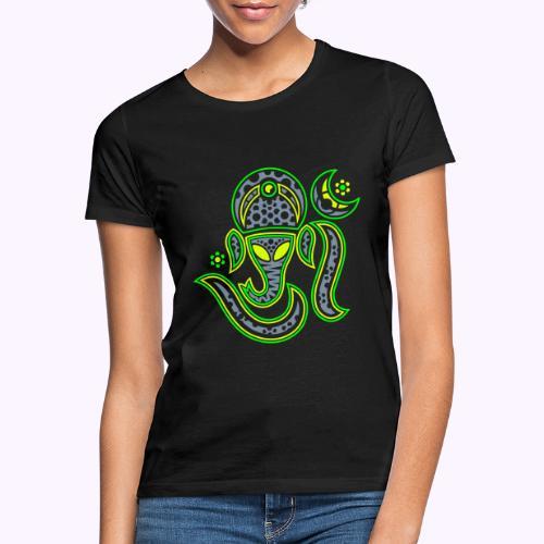 Aum Ganesha 3 Color - Women's T-Shirt