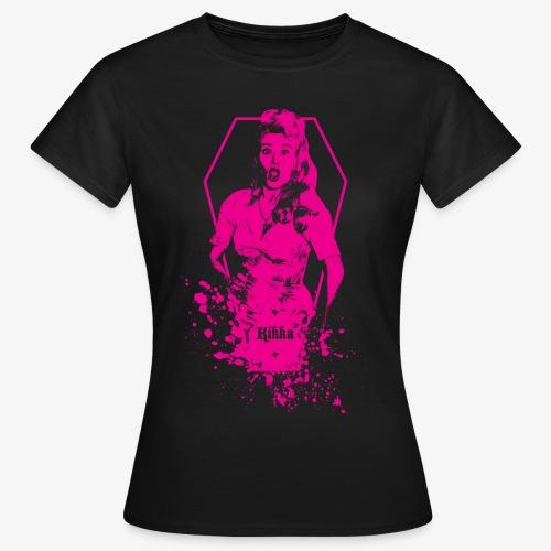 Tribuutti Kikalle - Naisten t-paita