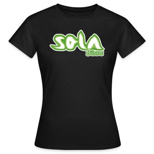 Sola Buende Logo 2017 - Frauen T-Shirt