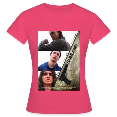 affiche Gunland - T-shirt Femme