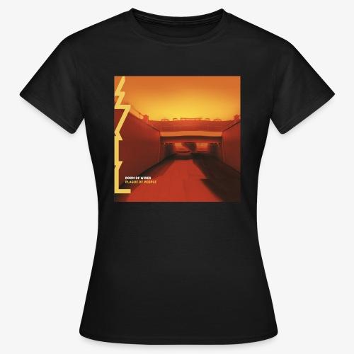 Plague of People - Women's T-Shirt