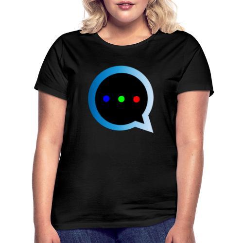 Tre puntini - Maglietta da donna