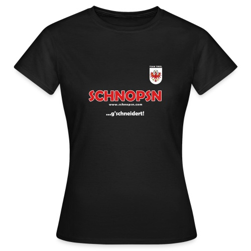 T Shirt Tirol 02 png - Frauen T-Shirt