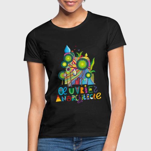 Anarchitecte - T-shirt Femme