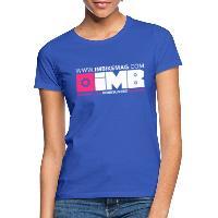 IMB Logo - Women's T-Shirt royal blue