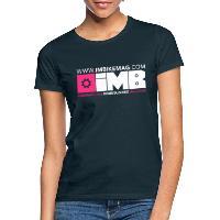 IMB Logo - Women's T-Shirt navy