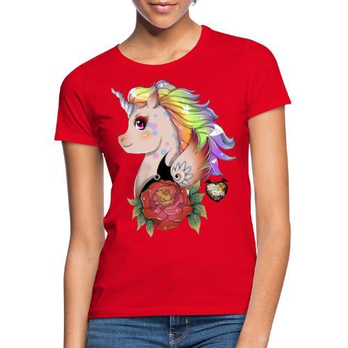 licorne kawaii - T-shirt Femme