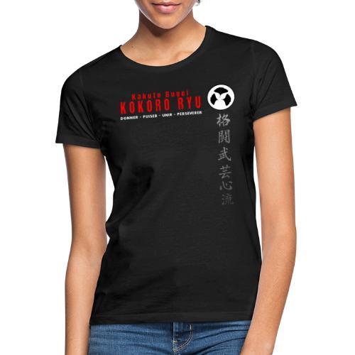 TEE SHIRT OFFICIEL KOKORO - T-shirt Femme