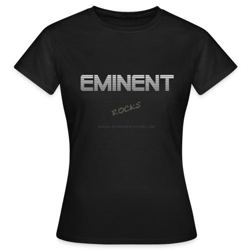 Eminent (weiß) - Frauen T-Shirt