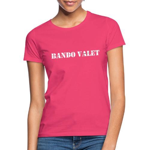 Bando Valet White Official - Women's T-Shirt