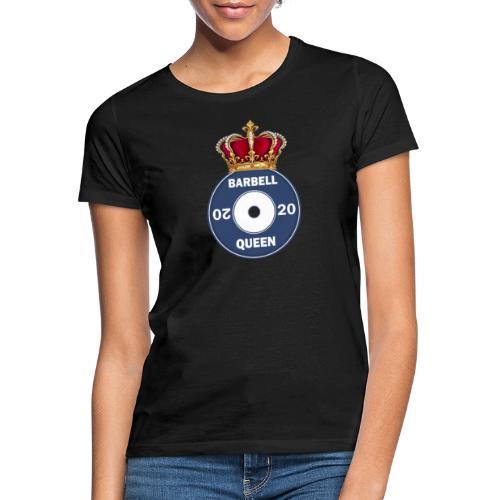 Original Barbell Queen - Women's T-Shirt