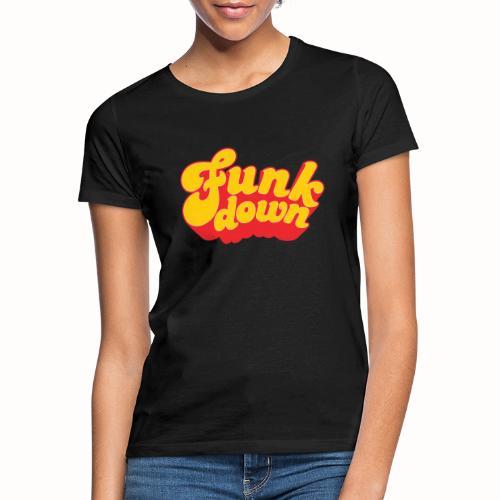 Funkdown Official Merchandise - Dame-T-shirt