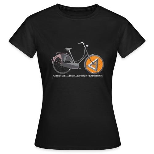 bike w png - Vrouwen T-shirt