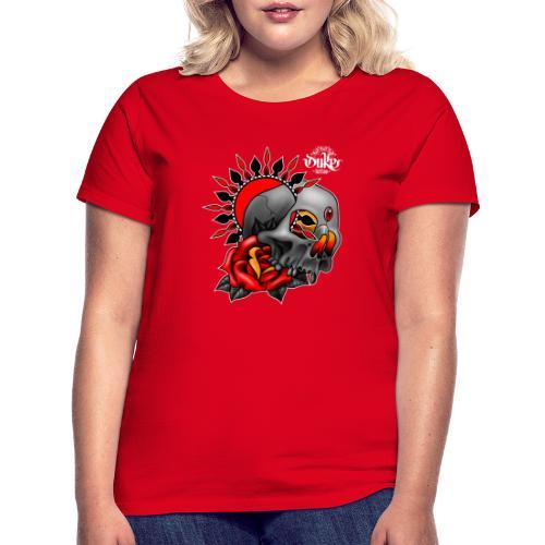 skullmandala - Vrouwen T-shirt