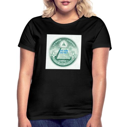 Stay Home - Frauen T-Shirt
