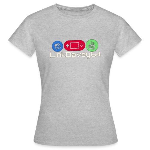LinkDavey64 - Vrouwen T-shirt