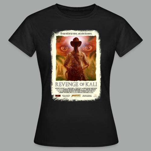 Revenge of Kali, Grunge - Frauen T-Shirt