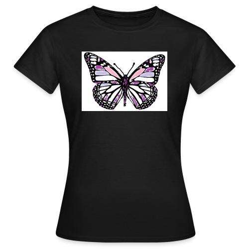 butterfly design 1 - Women's T-Shirt