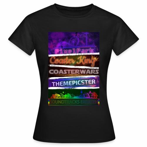 ParkTube Games - Frauen T-Shirt