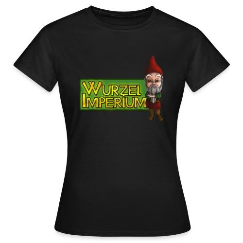 Wurzelimperium Zwerg - Frauen T-Shirt